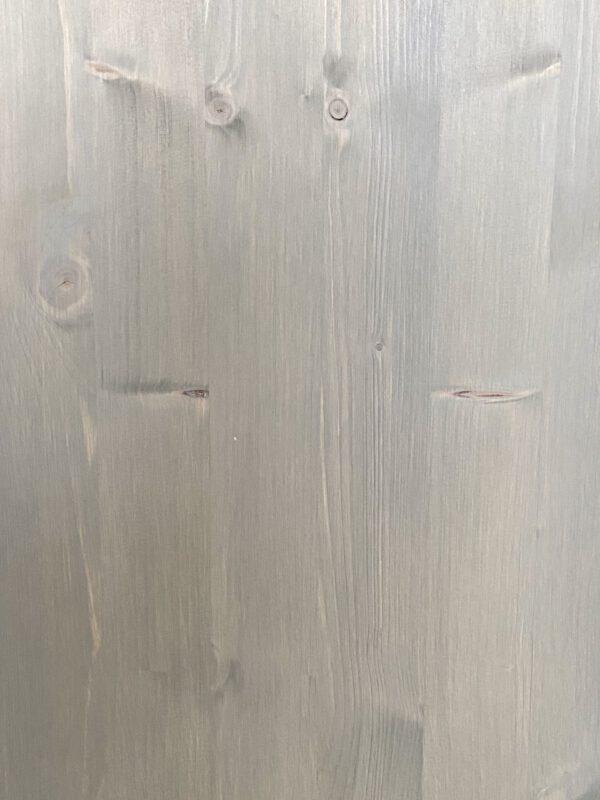 Wandmeubel/Bankje Vintage Grey